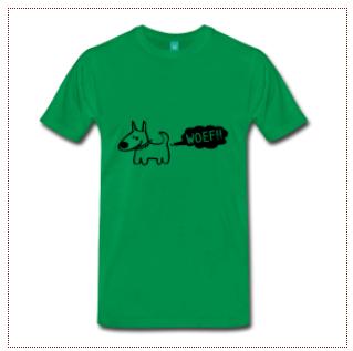 camiseta dog lover
