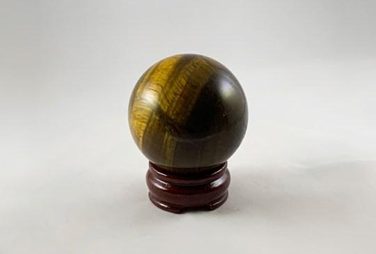 Gold Tigers Eye Sphere