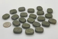 Pyrite Mini Medallion