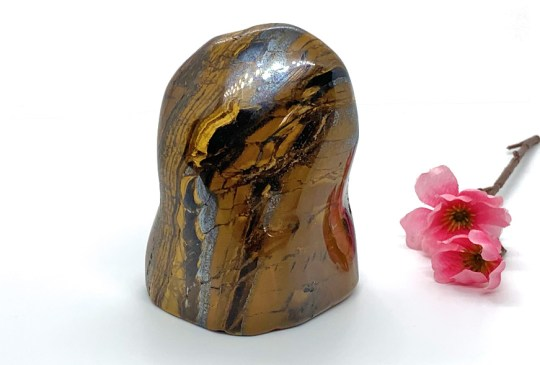 Banded Tigers Eye Standup