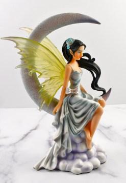 Frost Moon Fairy Statue