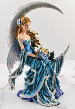 Wind Moon Fairy Statue