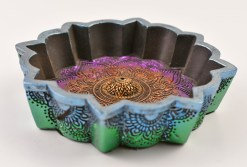 Mandala Incense Burner