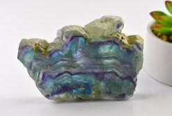 Large Purple Fluorite Slab