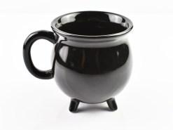 Black Cauldron Coffee Mug