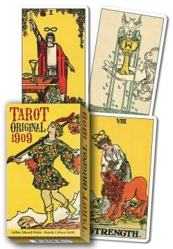 Tarot Origianl 1909 Deck