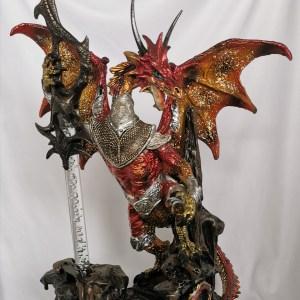 Dragon with Light