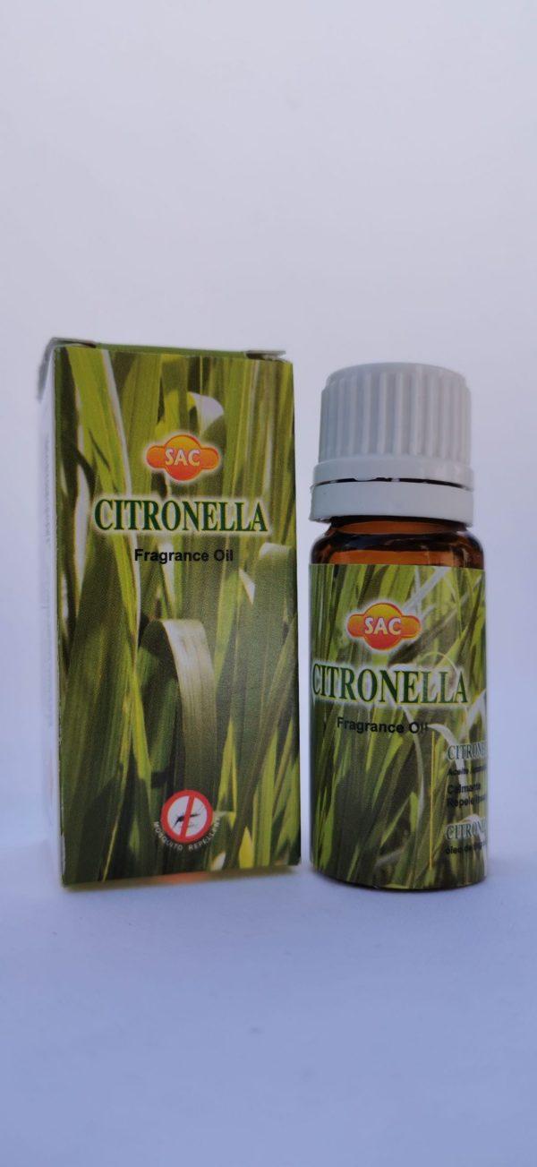 SAC- Citronella Fragrance Oil