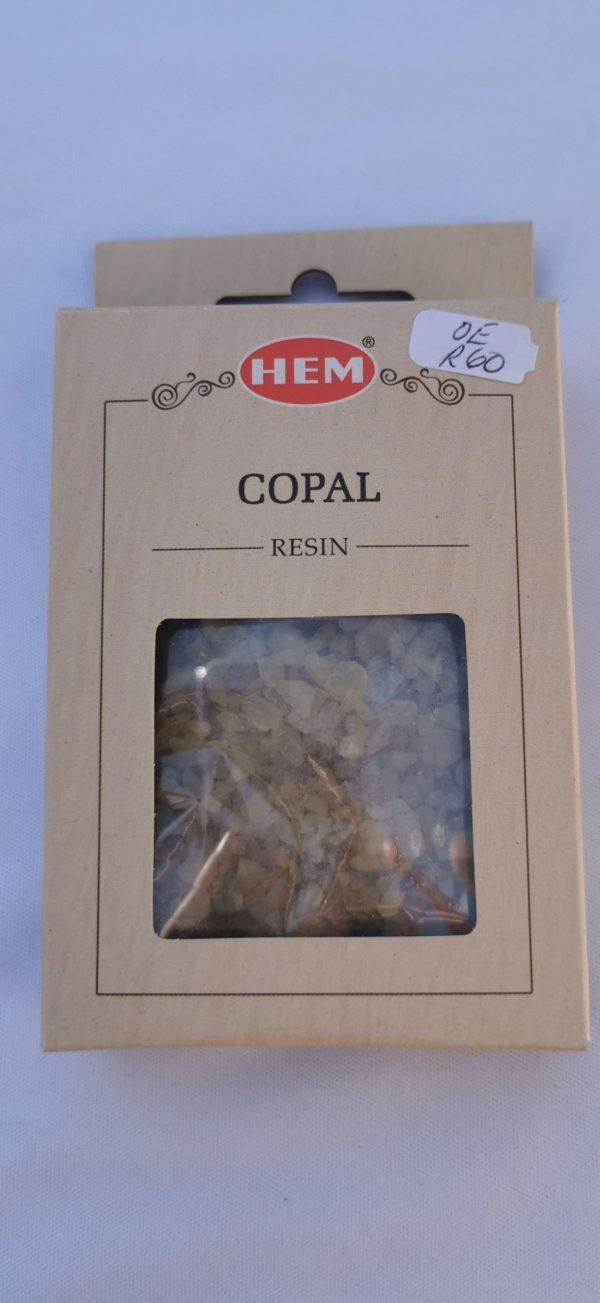 Resin – Copal