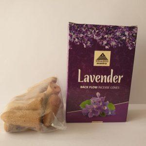 Backflow Cones - Lavender 10's