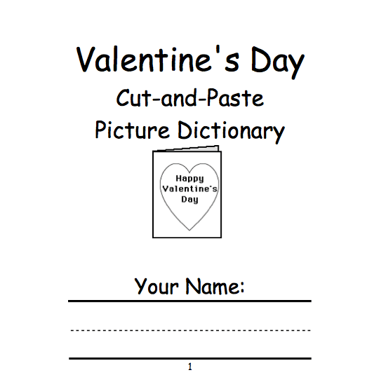 Activities, Crafts and Cards for Valentine's Day