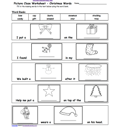 Christmas Activities: Spelling Worksheets - EnchantedLearning.com [ 1649 x 1275 Pixel ]