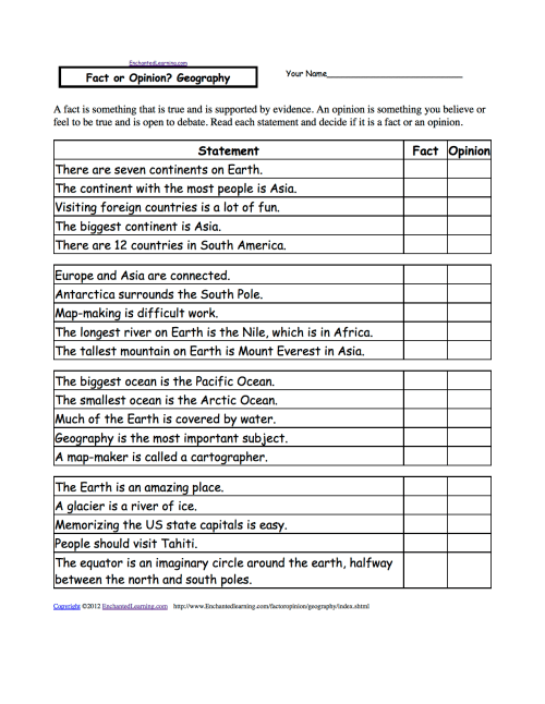 small resolution of Universal printable geography worksheet – Mason Website