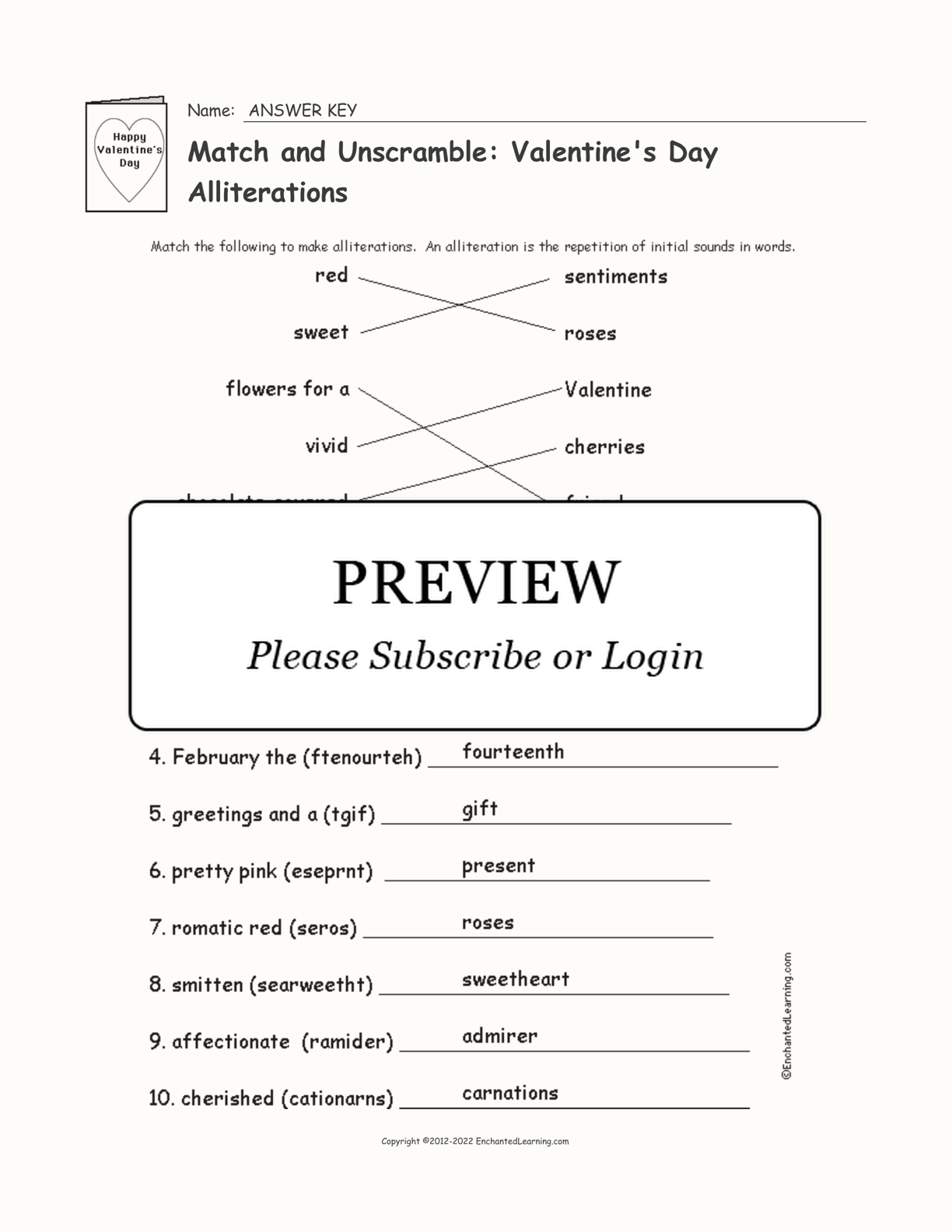 hight resolution of 2nd Grade Alliteration Fill In The Blank Worksheet   Printable Worksheets  and Activities for Teachers
