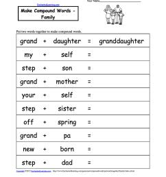Make Compound Words [ 1649 x 1275 Pixel ]