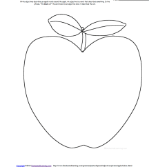 Diagram Of An Apple Worksheet Dual Immersion Switch Wiring Apples At Enchantedlearning