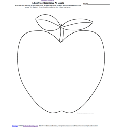 Apples at EnchantedLearning.com [ 1649 x 1275 Pixel ]