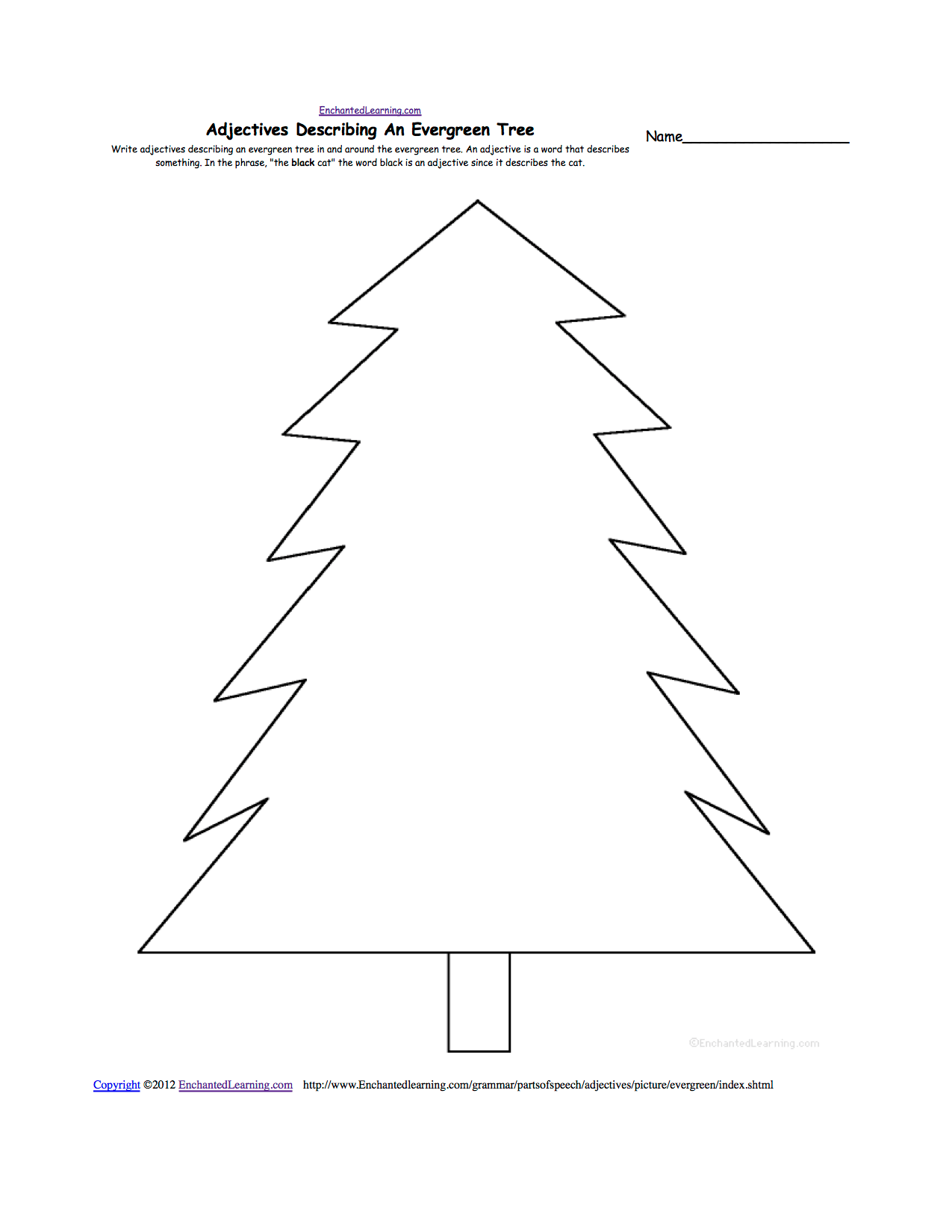 Writing Worksheets: Winter K-3 Theme Page at