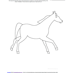Parts Of A Blank Horse Diagram Wiring 3 Way Switch With Dimmer Cartoon Skeleton Free Engine Image For