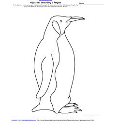 Penguins at EnchantedLearning.com [ 1649 x 1275 Pixel ]