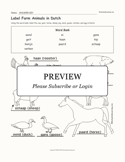 small resolution of Label Mammal Worksheet   Printable Worksheets and Activities for Teachers
