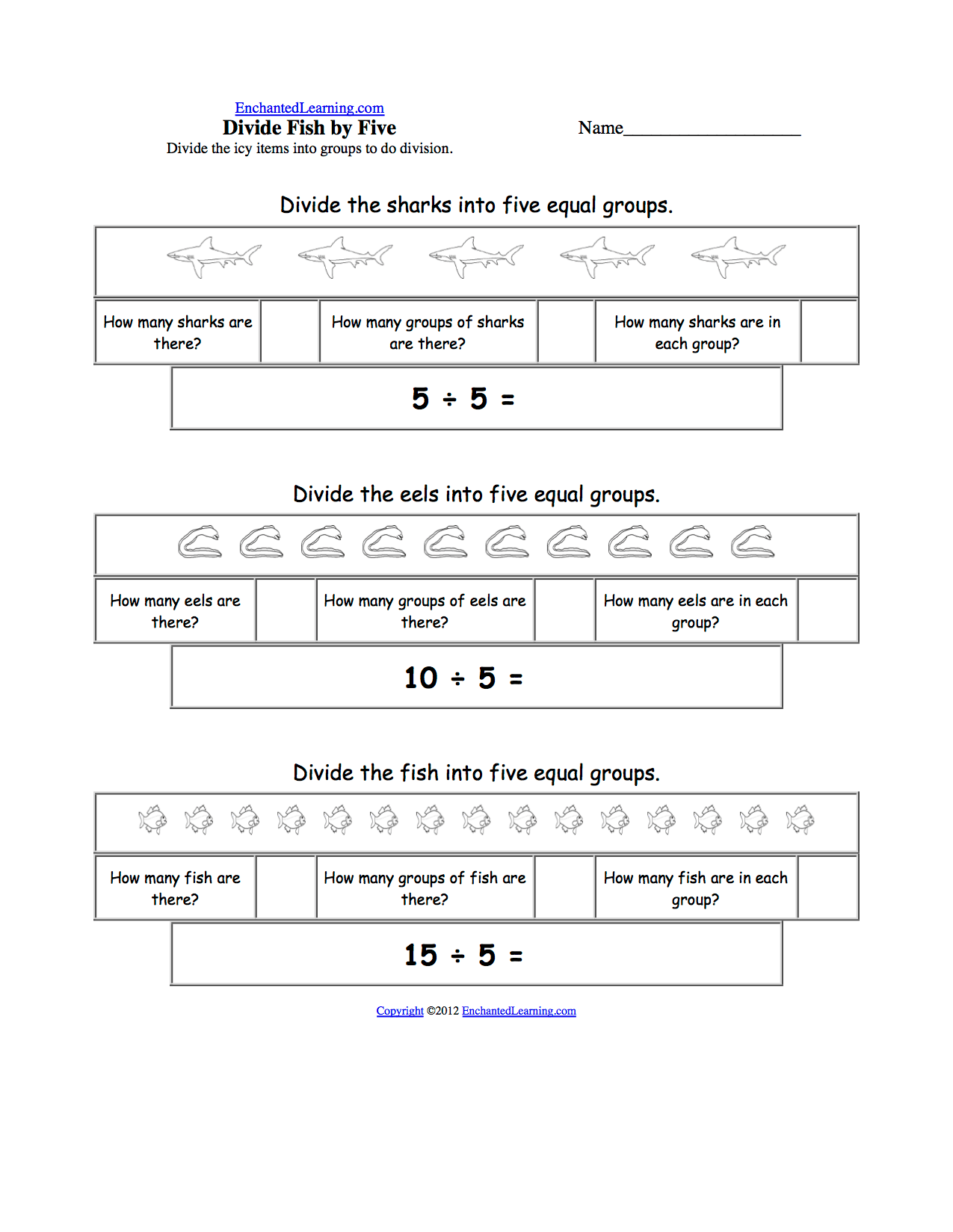 David Burns Worksheet