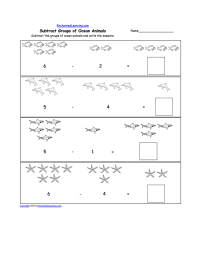 Visual Subtraction: Subtracting Groups of Items - Math at ...
