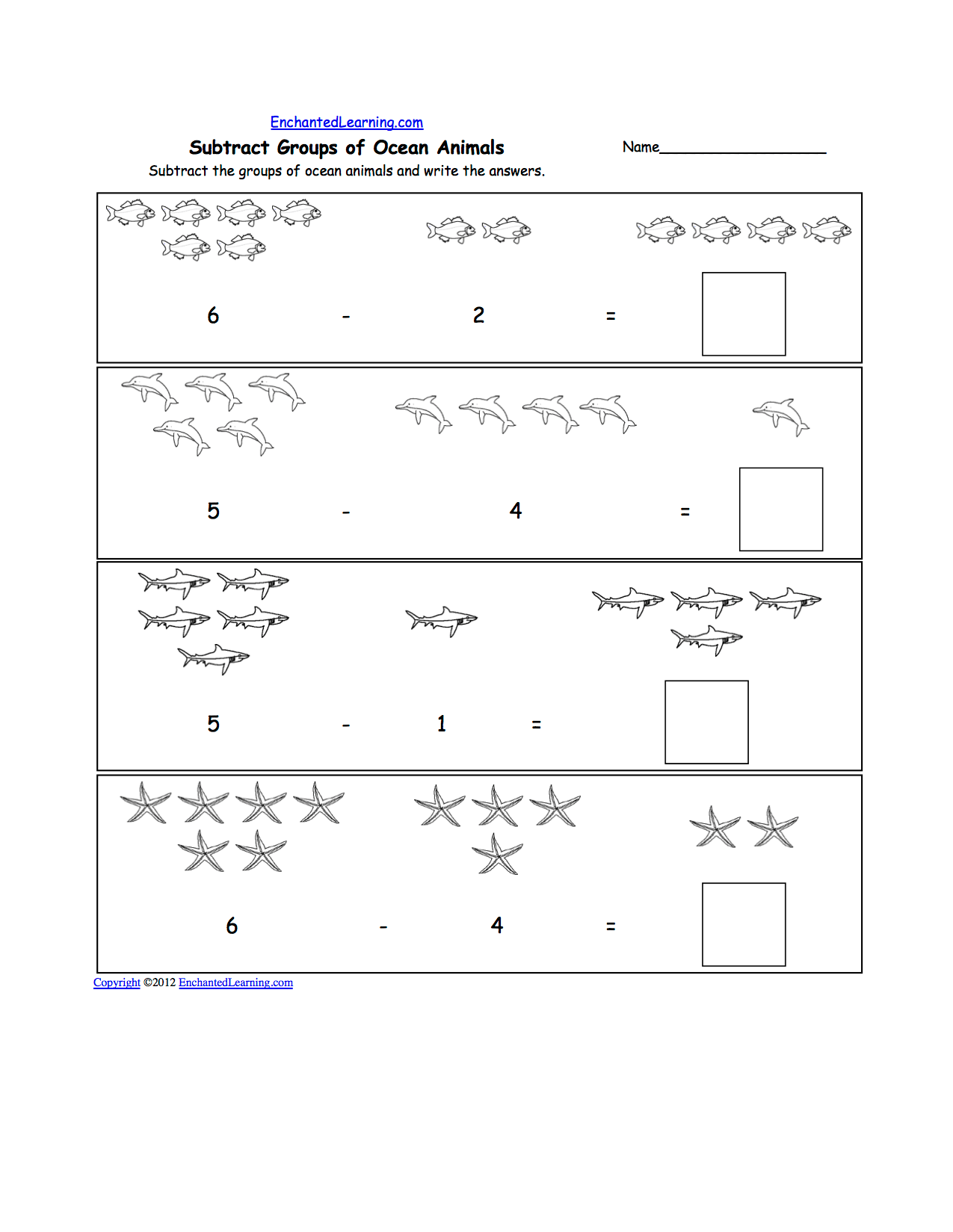hight resolution of animal worksheet: NEW 671 OCEAN ANIMAL WORKSHEETS FOR FIRST GRADE