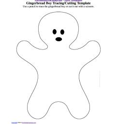 gingerbread boy [ 1275 x 1649 Pixel ]