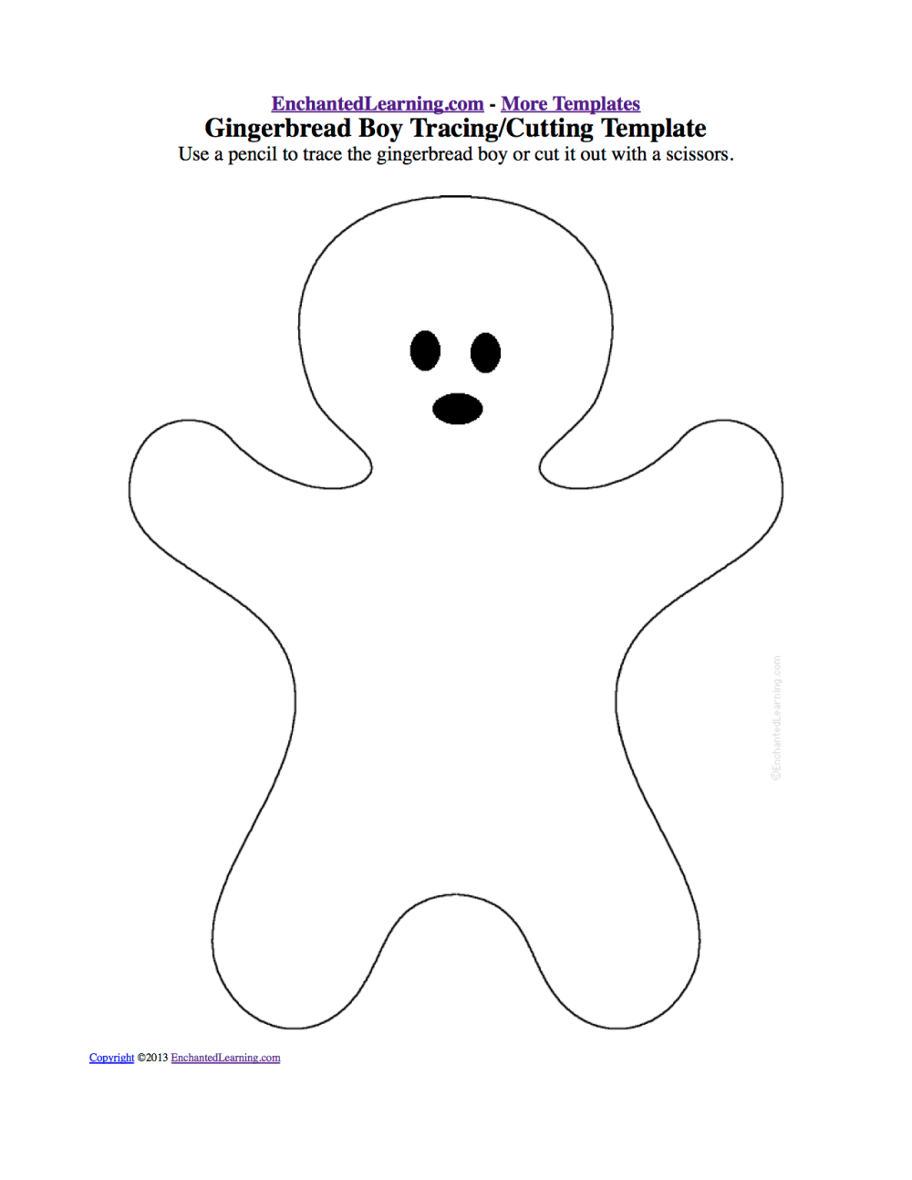 medium resolution of gingerbread boy