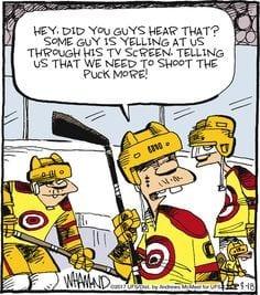 Funny Hockey Comics Jokes Enchanted Little World