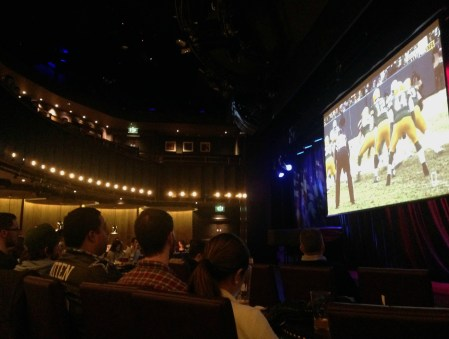 NFL In London At The Hippodrome Casino: The Theatre