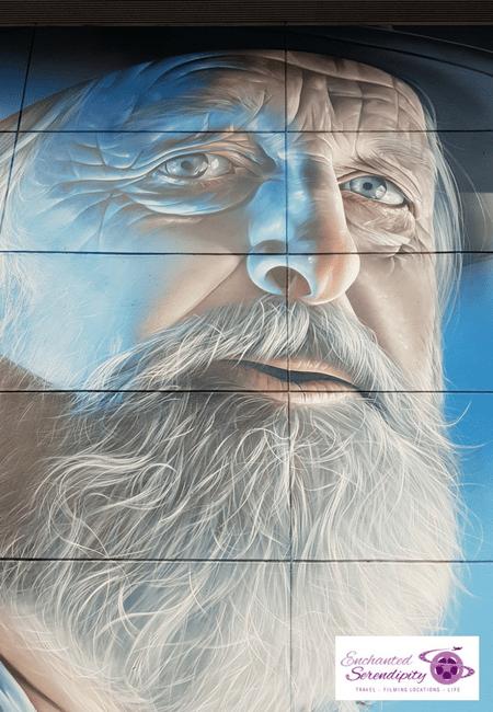 Melbourne Street Art Upper West Side Precinct Sofles