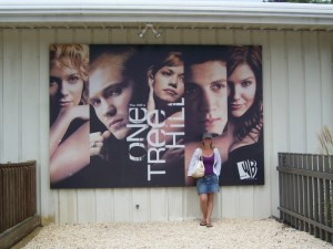One Tree Hill Set Tour