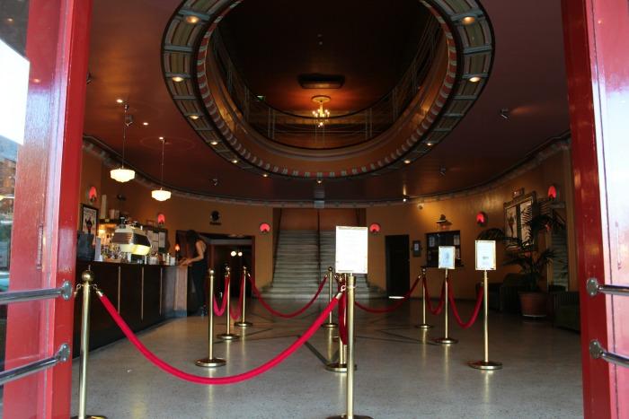 The Astor Theatre Lobby