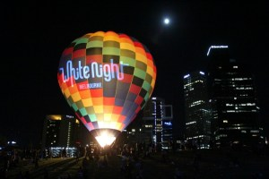 White Night Birrarung Marr