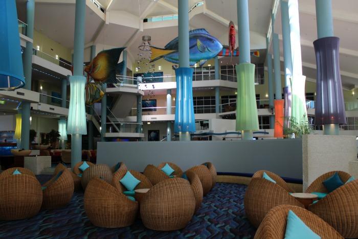 Daydream Island Resort & Spa Lobby