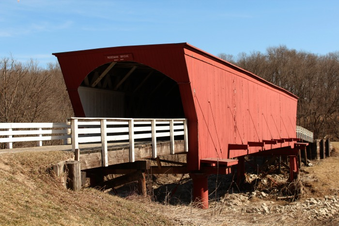 Roseman Bridge, Winterset, Iowa