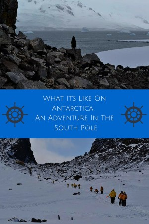 What It's Like In Antarctica