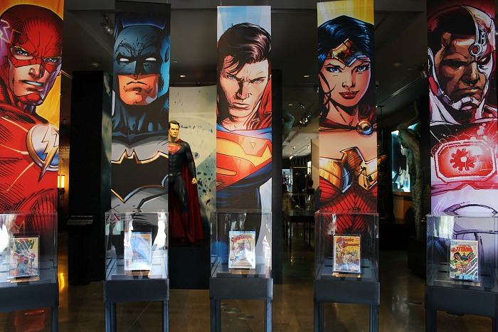 DC Comics Museum At Warner Bros.