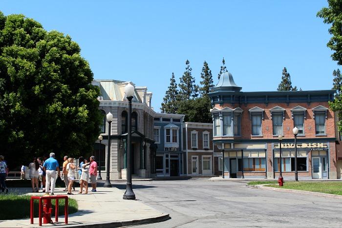 Warner Bros. Town