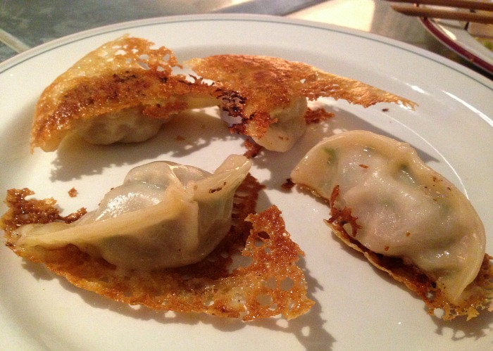 Supernormal Pot Sticker Dumplings