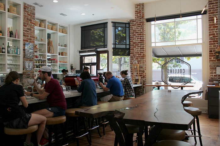 Collins Quarter Savannah Coffee Bar