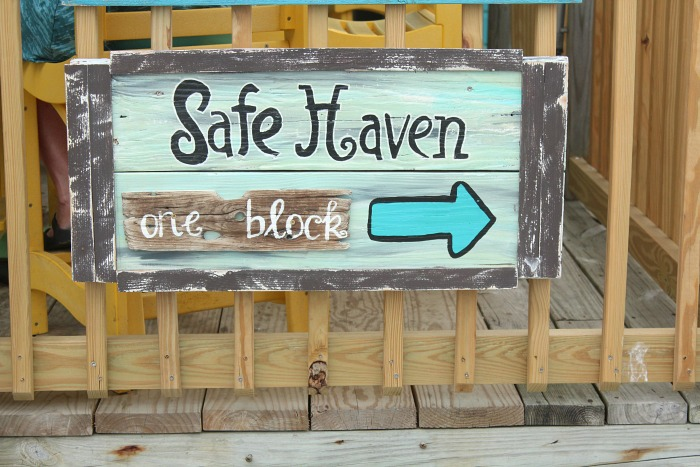 Safe Haven Fishy Fishy Cafe