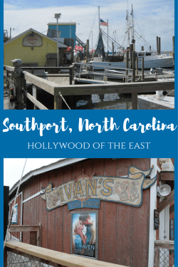 Southport North Carolina Holywood Of The East