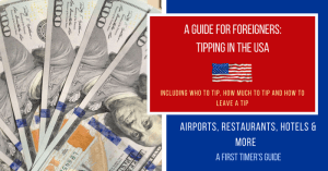 Tipping In The USA Guide