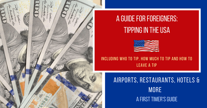 Tipping In The USA: Airports, Restaurants & Hotels