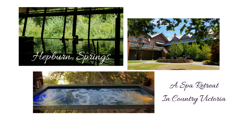 Hepburn Springs: A Spa Retreat In Country Victoria