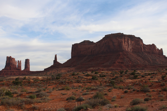Monument Valley Scenic Views