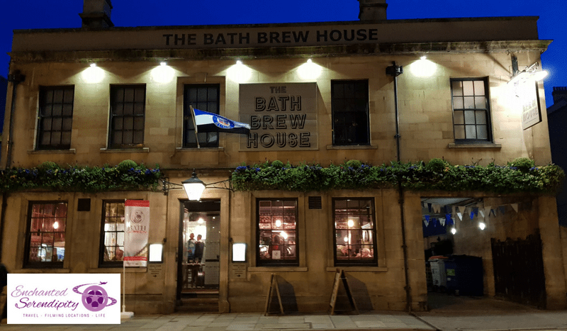 Bath Brewhouse Review Dinner